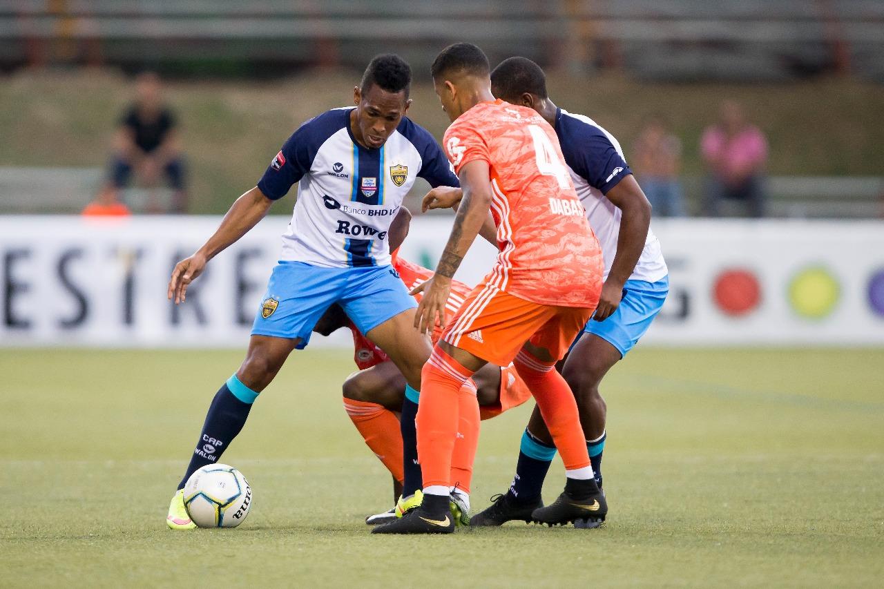 Cibao FC vence a Pantoja y empata en la cima de la LDF