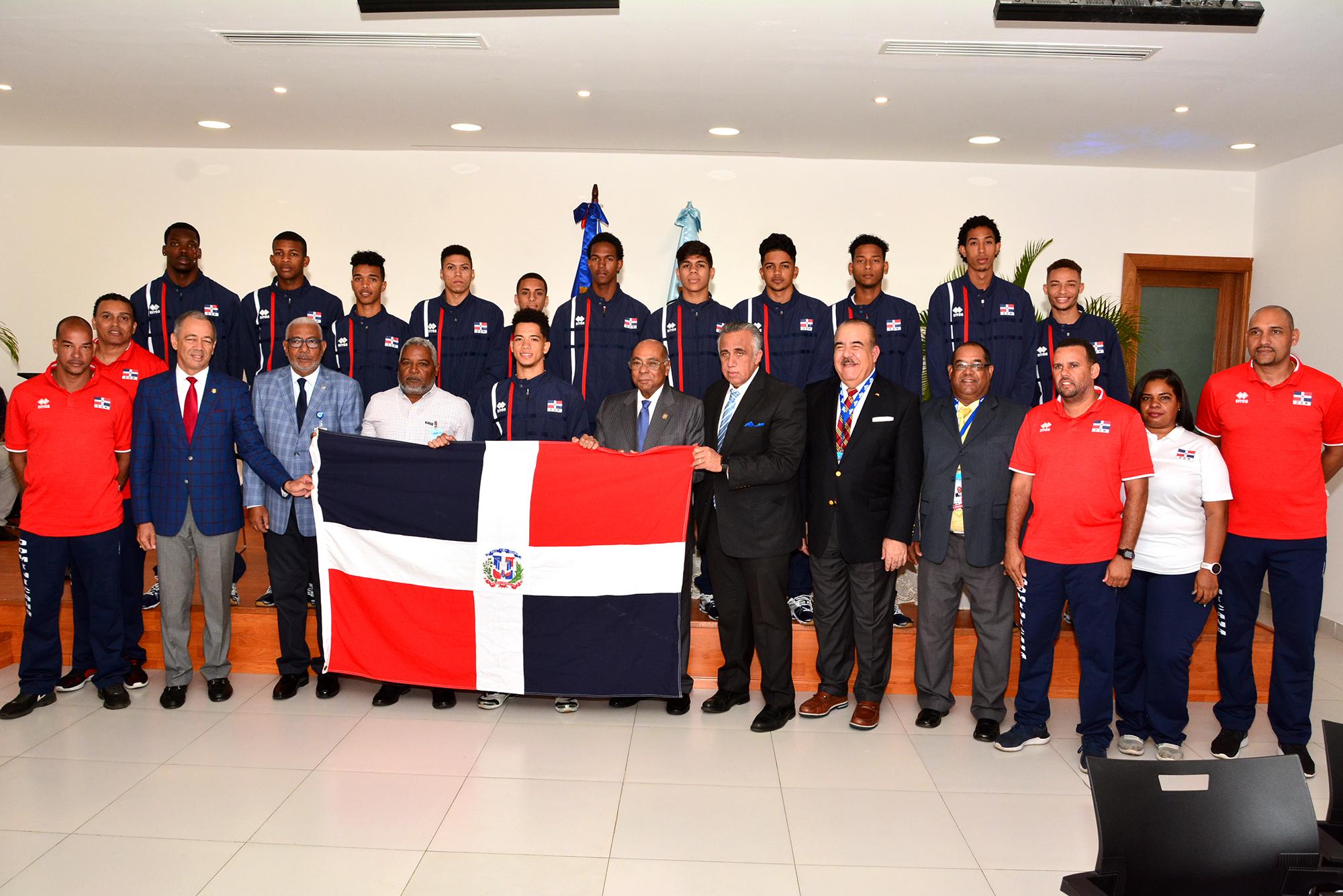 RD contra Guatemala en la Copa Panamericana de Voleibol