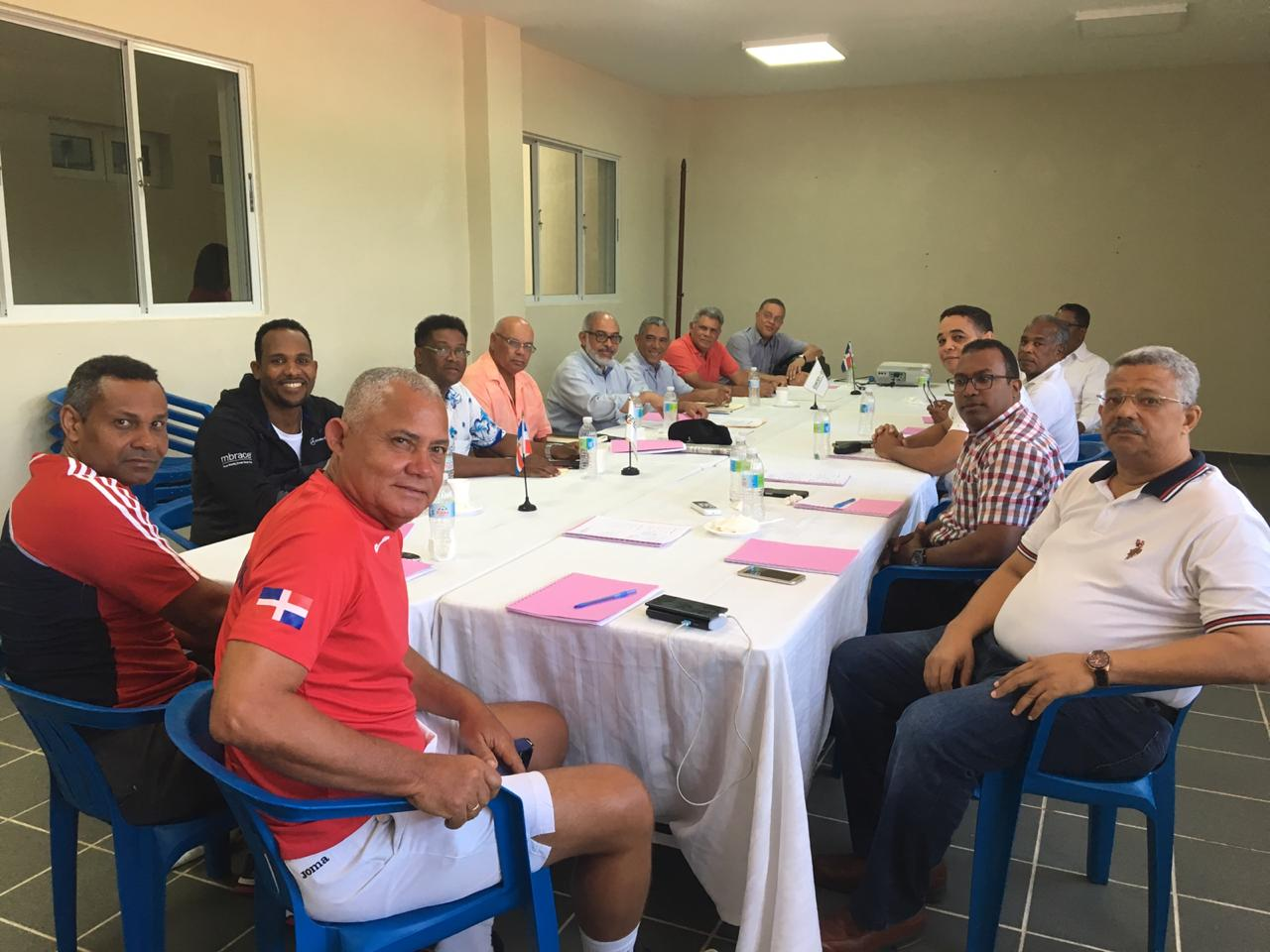 La Federación Dominicana de Tenis celebró su asamblea anual