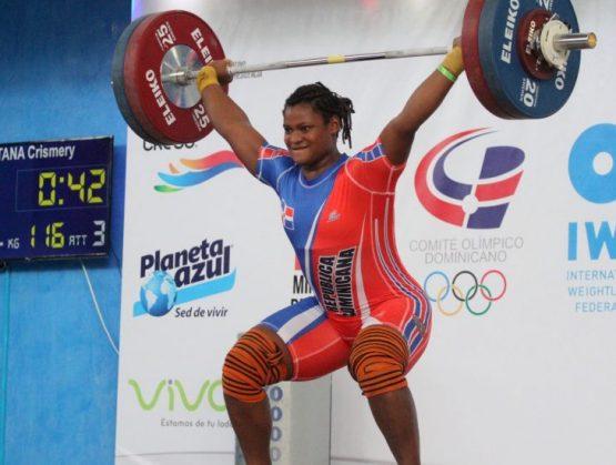 Crismery Santana es la Atleta del Año de la ACD