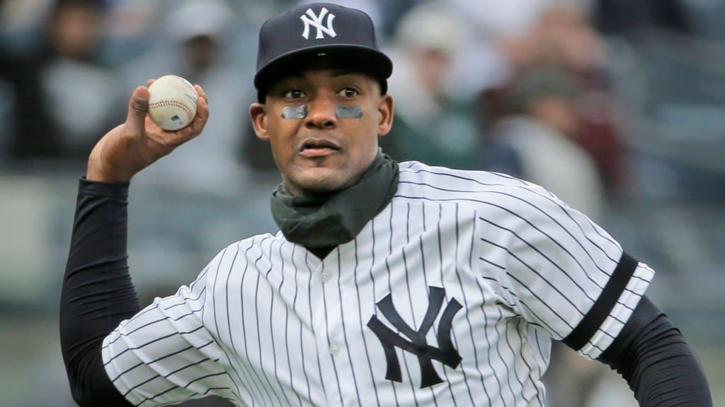 Miguel Andújar a la lista de lesionados de los Yankees