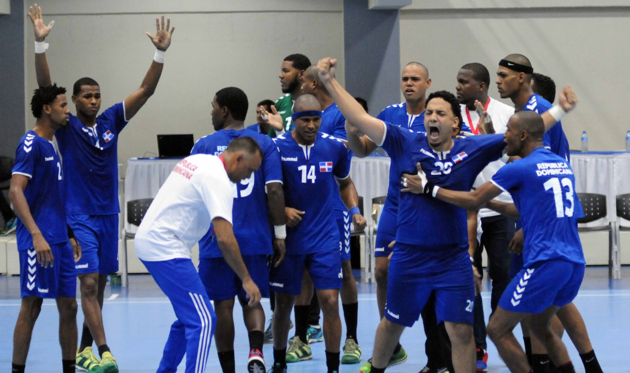 Selección RD obtuvo el bronce en campeonato balonmano sub-24