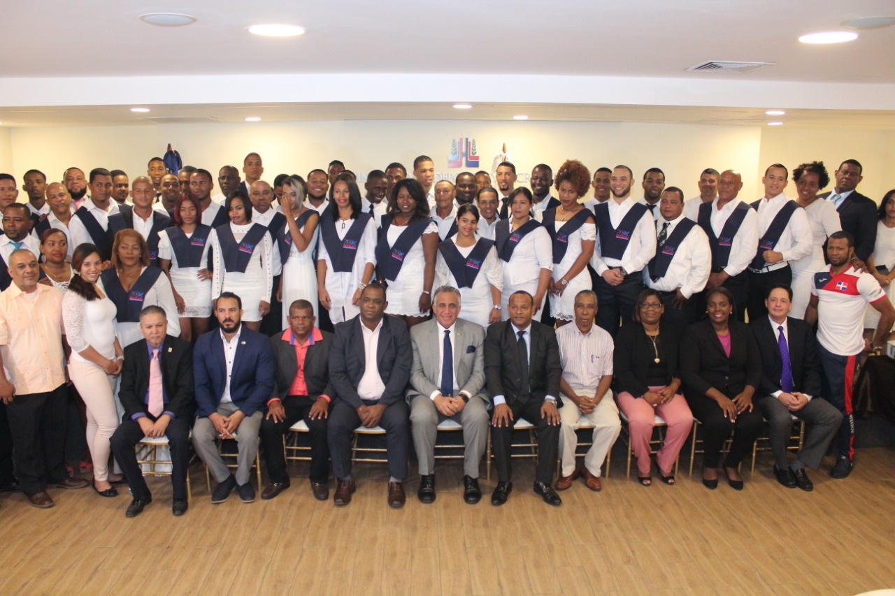 Federación de Judo gradúa primer grupo de monitores municipales