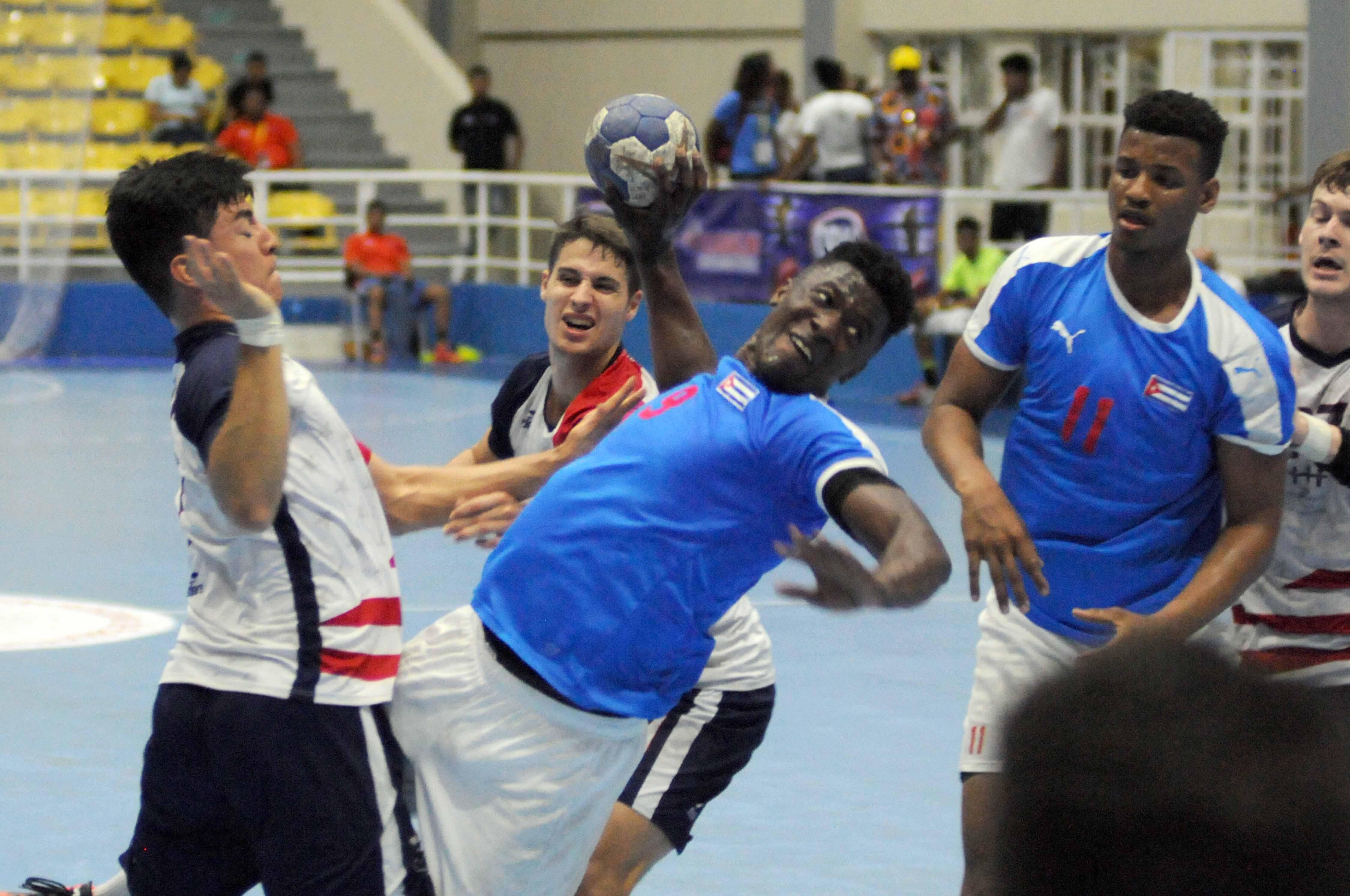 Cuba, campeón delTorneo de Naciones Emergentes de Balonmano Sub-24