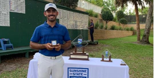 Juan José Guerra obtiene segundo lugar en evento de golf internacional