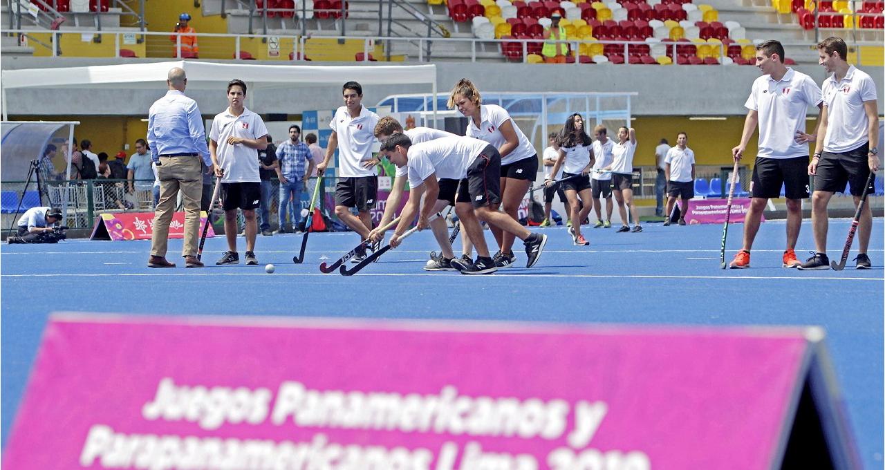 Lima presenta calendario de competencias a 100 días Juegos Panam