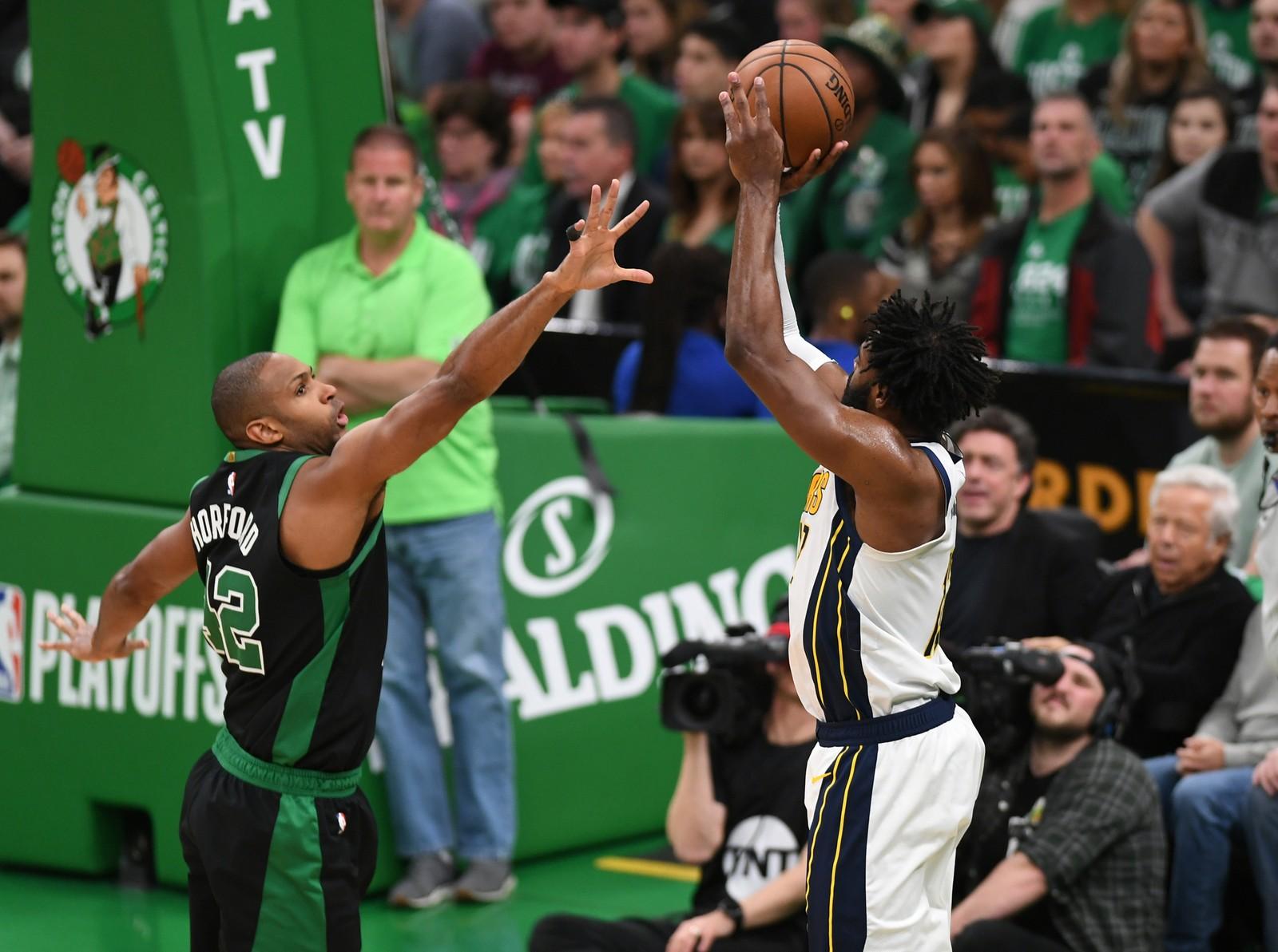 Horford aporta en victoria Celtics; Blazers doblegan al Thunder
