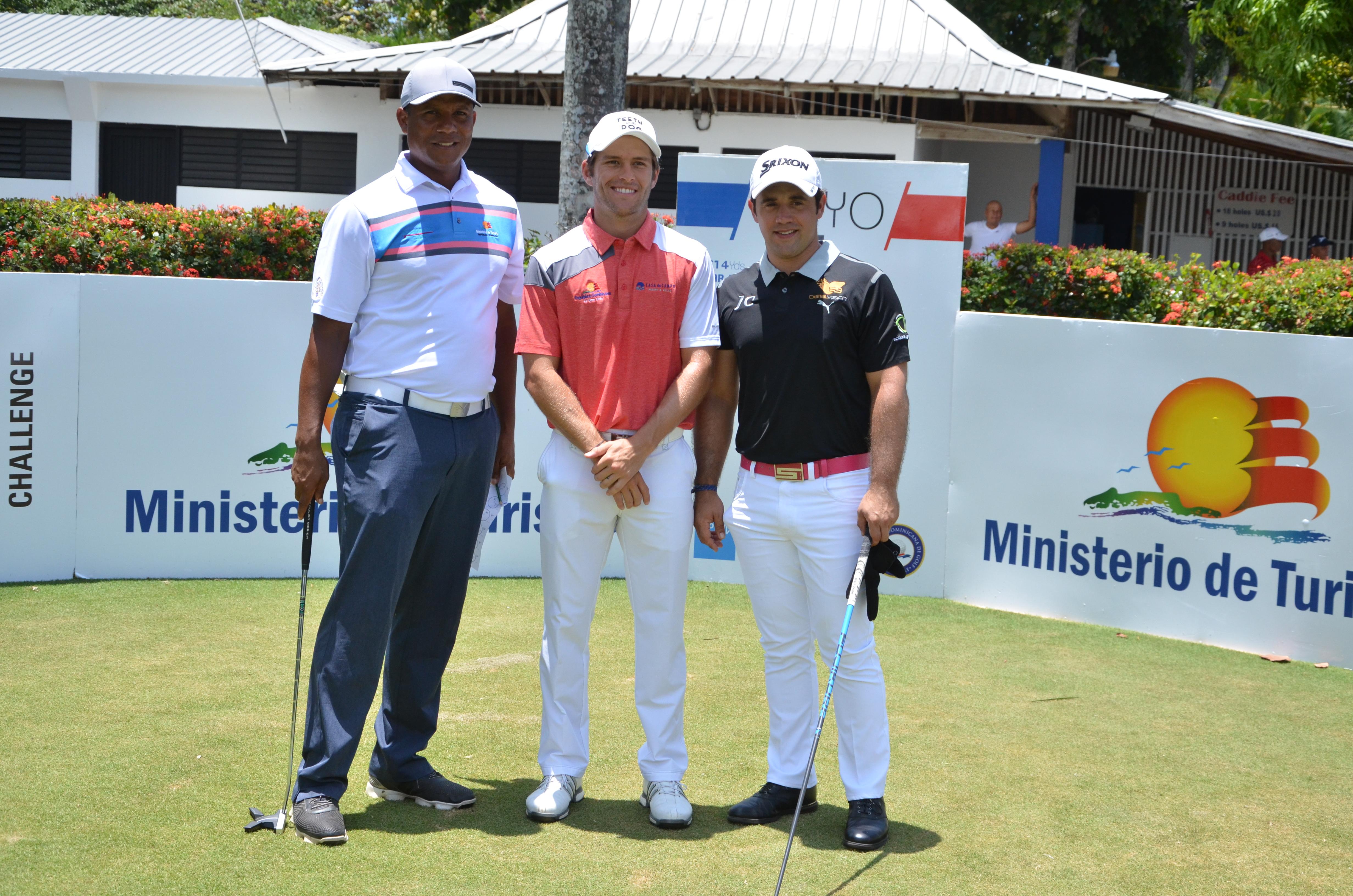 Inicia este lunes el Puerto Plata Open PGA Tour LA 2019