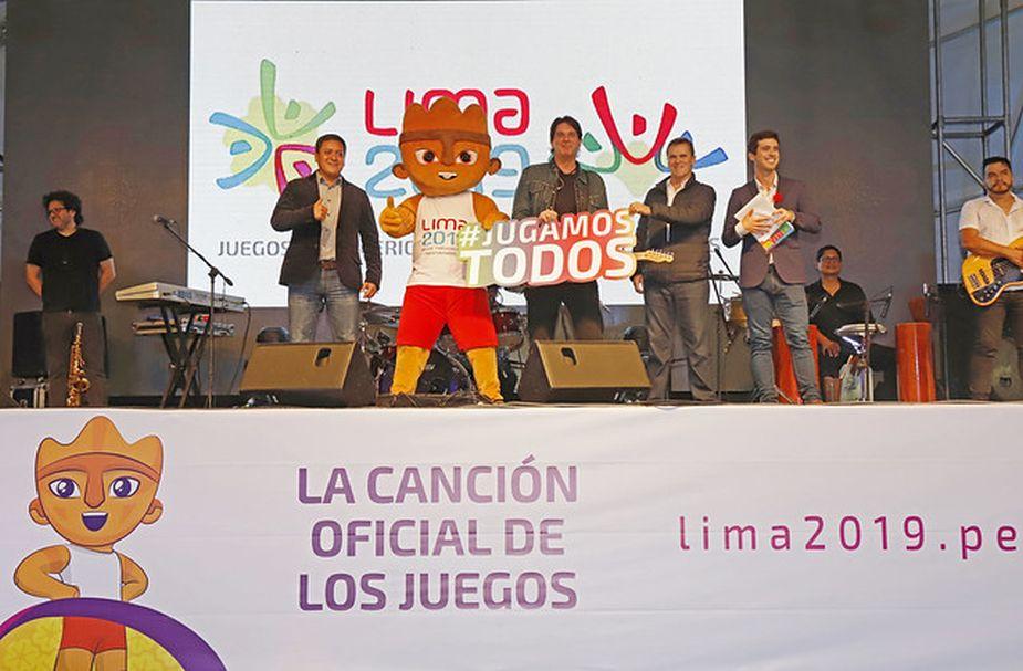 Lima 2019 lanzó canción oficial de los Juegos Panamericanos y Parapanamericanos