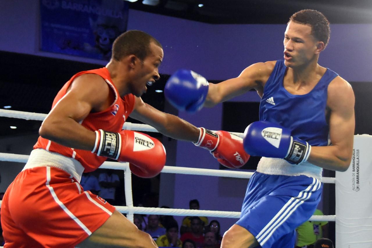 Boxeo conquista 11 plazas para los Juegos Panamericanos de Lima