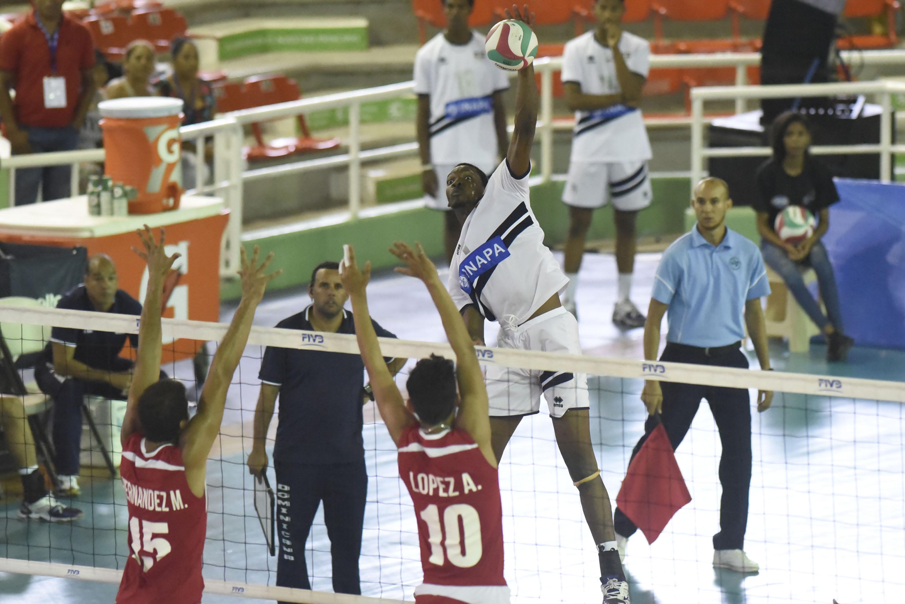 RD irá por la medalla de bronce ante Chile en Panam de Voleibol Sub-19