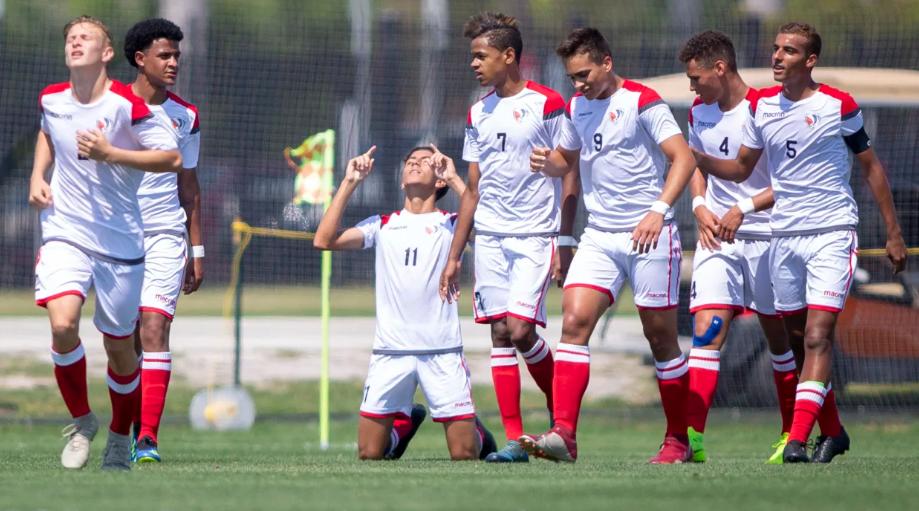 RD vence a Bélice en clasificatorio para Mundial de Fútbol Sub-17