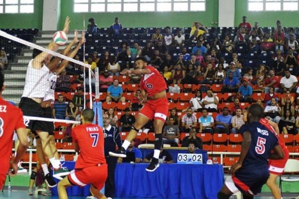 RD y Guatemala en apertura Copa Panam Voleibol