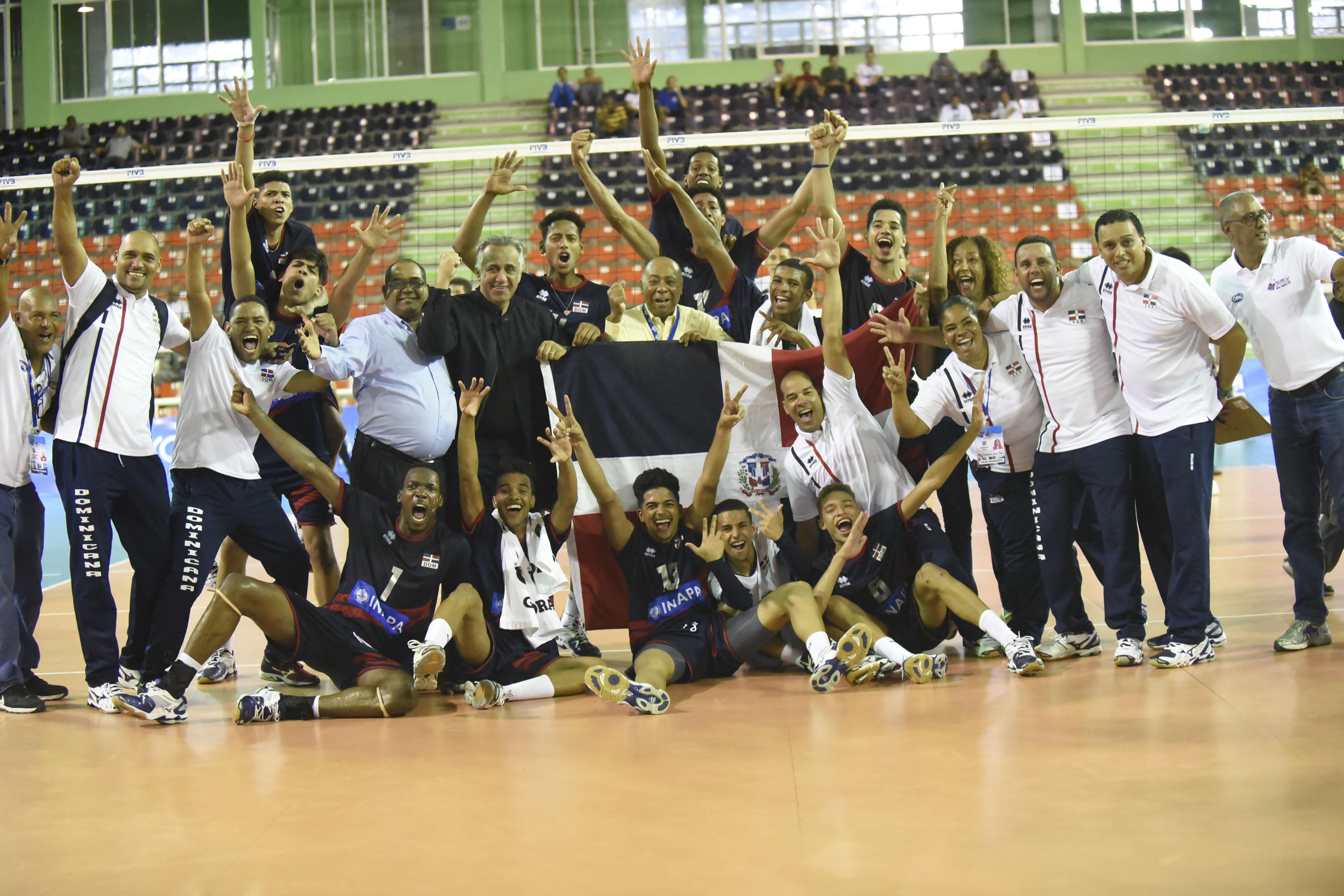 República Dominicana se une Campeonato Mundial Sub-19