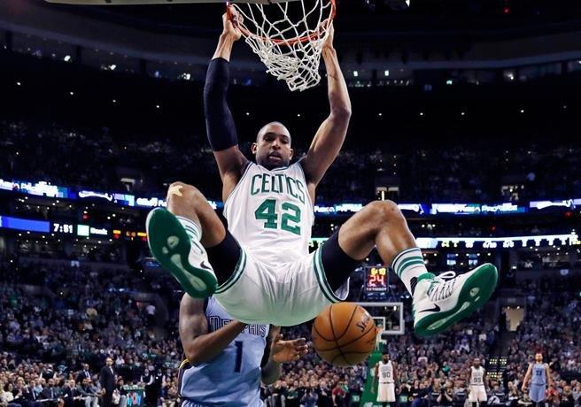 Al Horford muestra su mejor nivel en tramo final de temporada NBA
