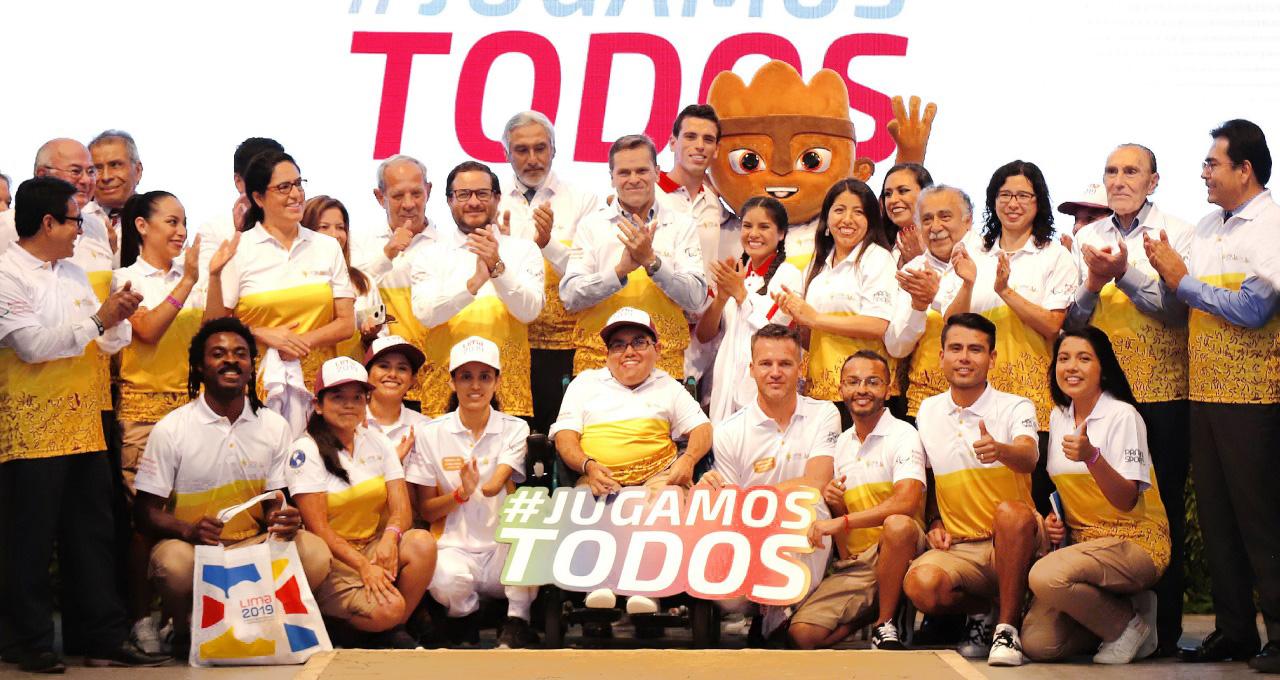 Lima 2019 presentó los uniformes oficiales de los Panamericanos