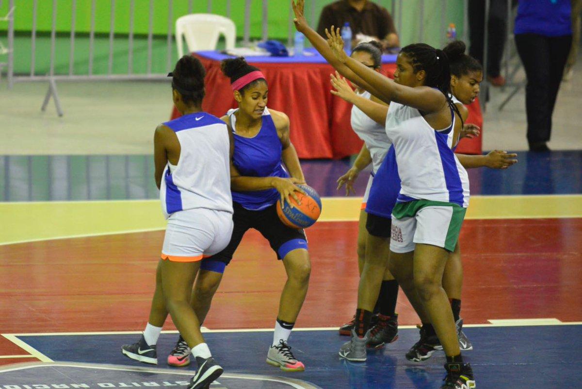 Harán este sábado torneo nacional de basket 3x3