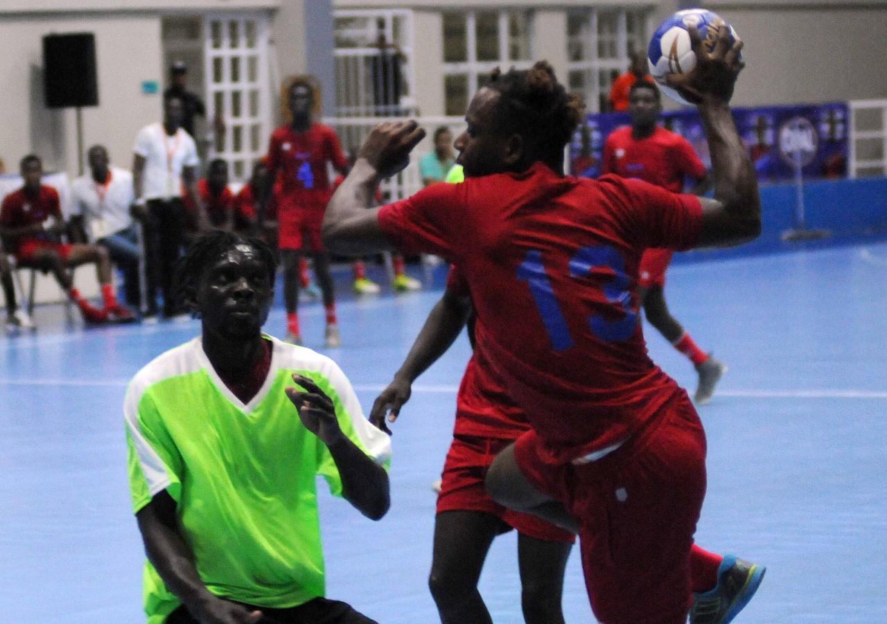 Puerto Rico, Martinica y Haiti triunfan en balonmano sub-24