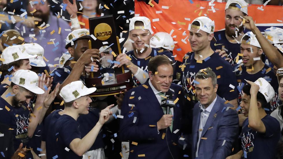 Virginia consigue su primer título de la NCAA tras vencer a Texas Tech