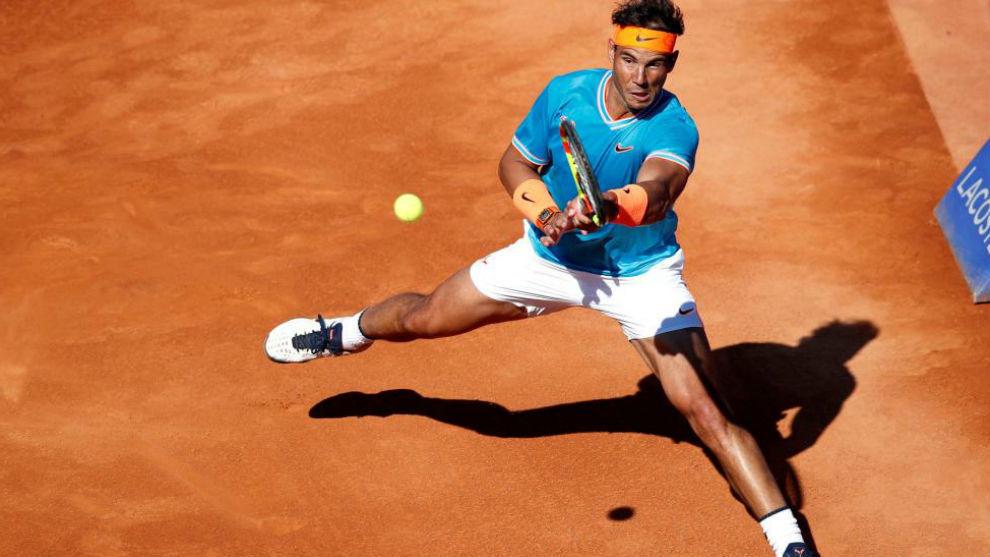 Rafael Nadal cae ante Dominic Thiem en semifinales de Barcelona