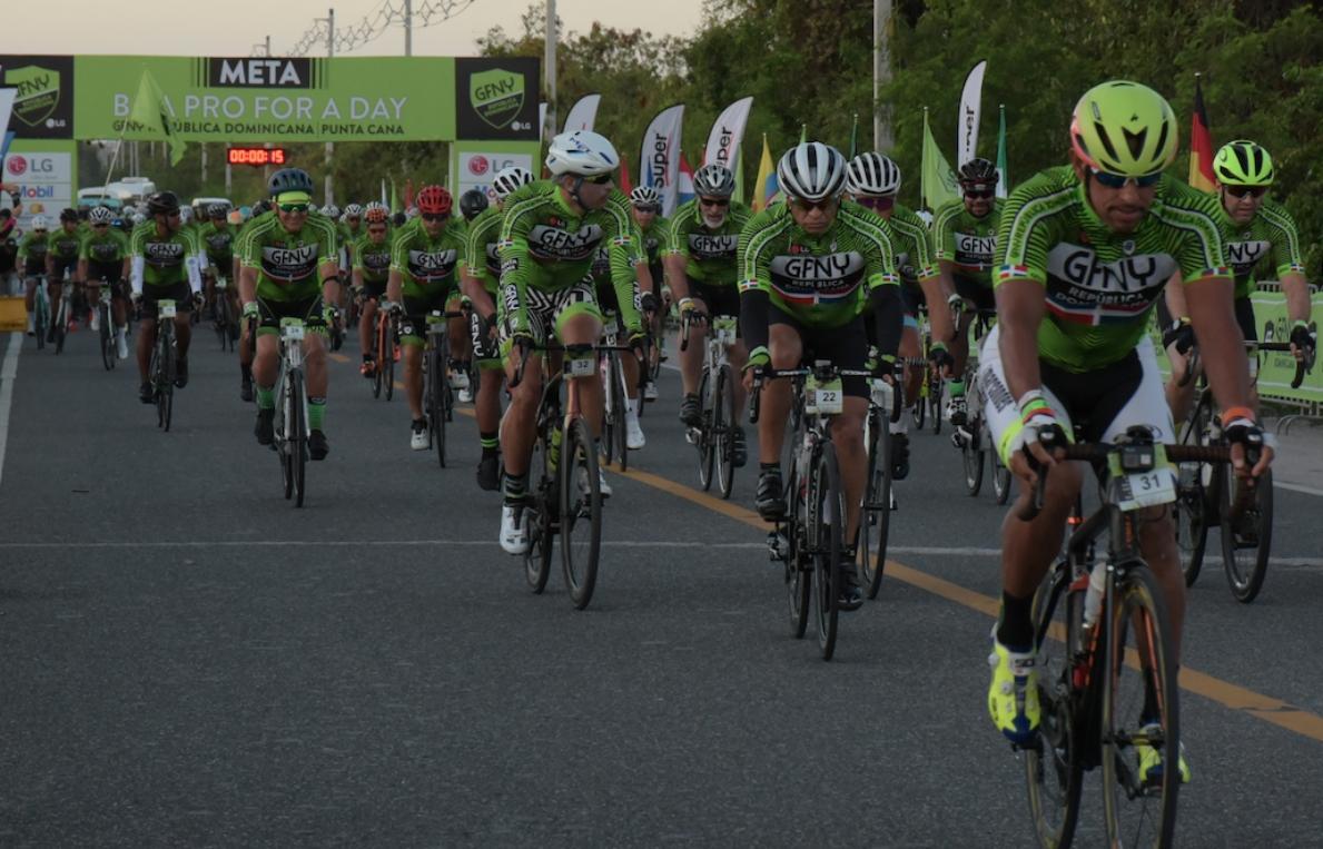 Delvy Capellán y Giancarlos Crispín triunfan en ciclismo