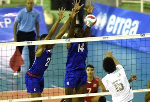Cuba usó poderosos saques paradominar a RD en Panam de Voleibol Sub-19