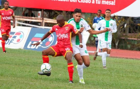 Atlético Vega Real triunfó; Atlántico FC y Pantoja empataron