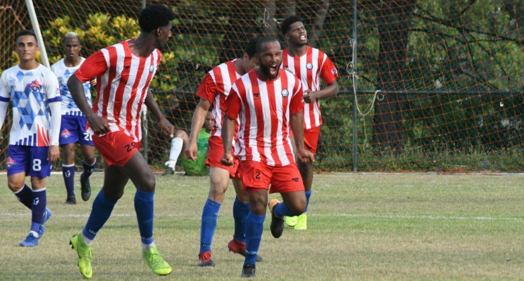 San Cristóbal derrotó a Delfines en Liga Dominicana de Fútbol