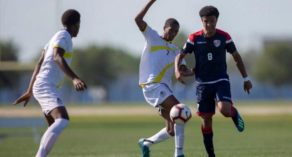 RD definirá Grupo B del clasificatorio para Mundial de Fútbol Sub-17