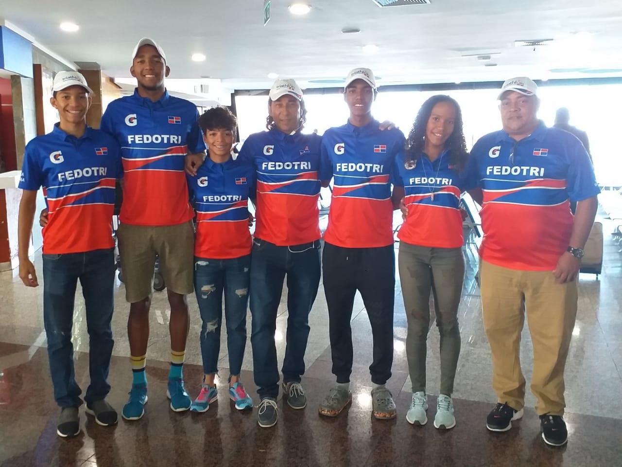 República Dominicana participará en el Panamericano de Triatlón de Ecuador