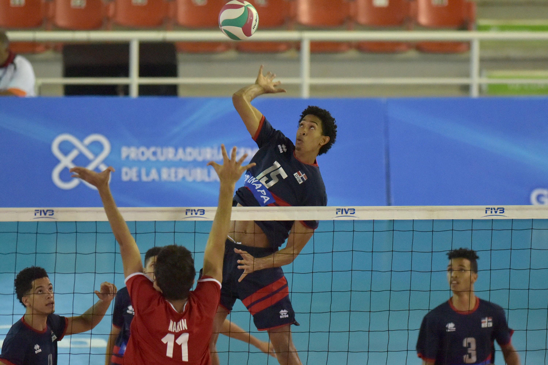 RD va hoy ante México en Copa Panamericana de Voleibol Sub-19