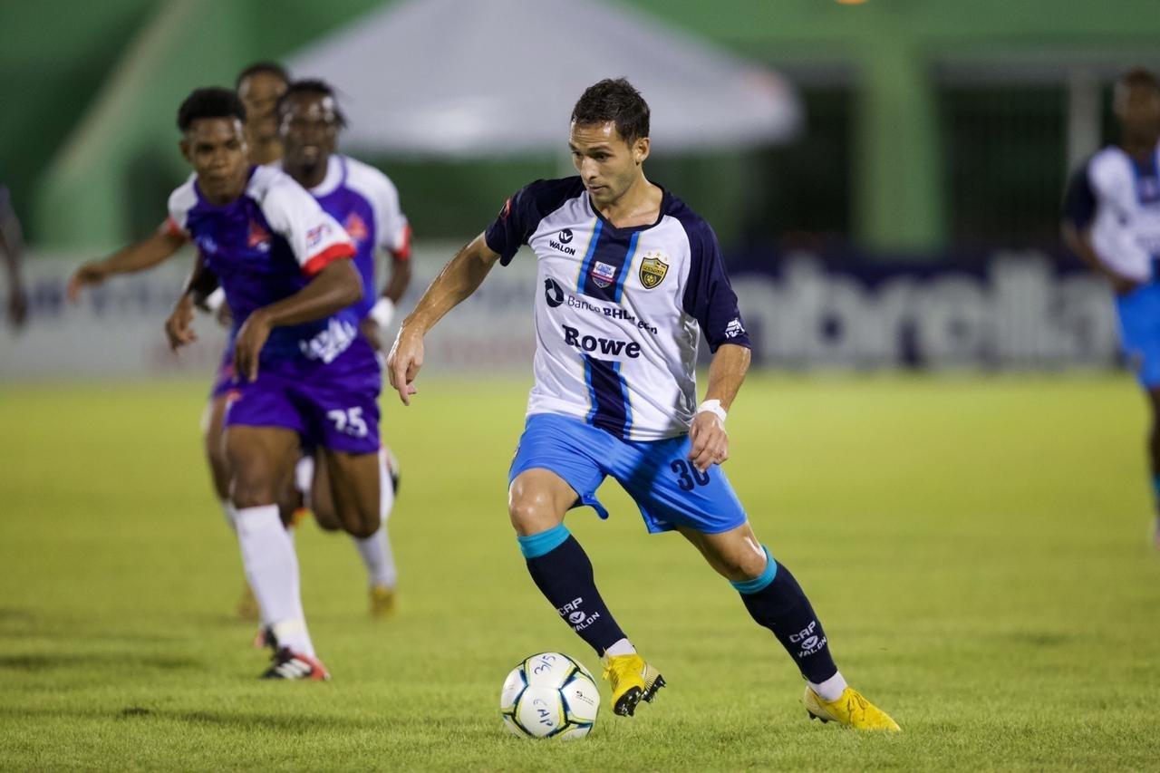 Atlético Pantoja defenderá liderato LDF ante onceno Cibao FC