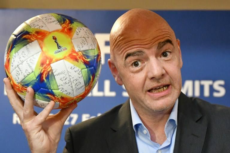 Mundial FIFA 2022 con 48 equipos se definirá en junio