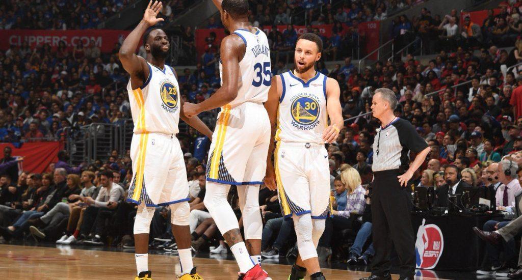 Golden State supera a los Clippers y avanza a las semifinales en Playoffs de la NBA