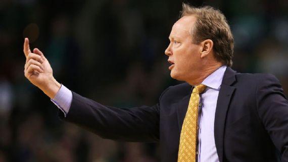 Coaches eligen a Budenholzer como el mejor del año en la NBA