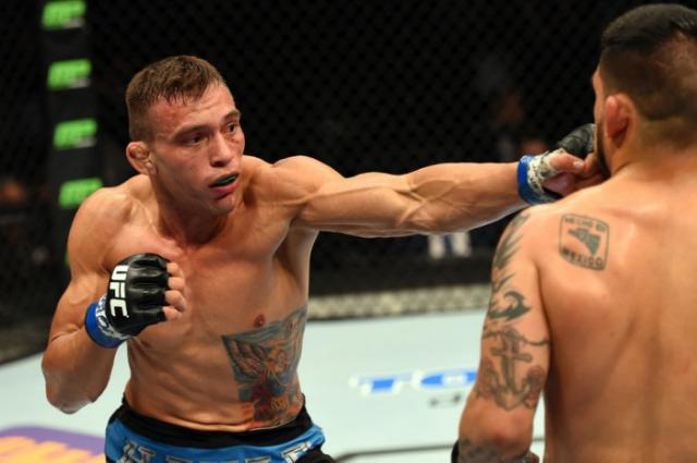 Muere asesinado ex luchador de UFC tras una discusión de tráfico