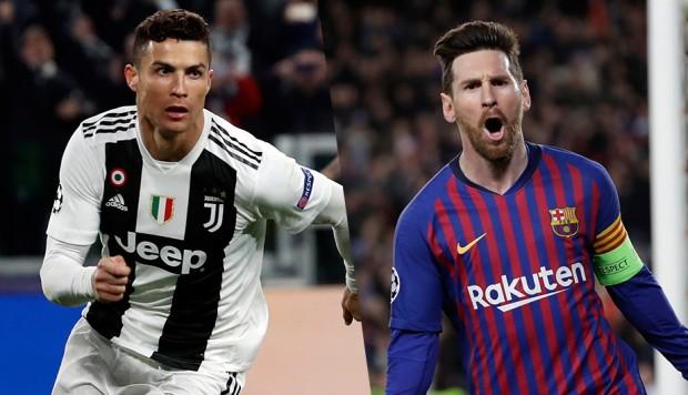 Messi se mantiene vivo en la Champions; Cristiano queda eliminado