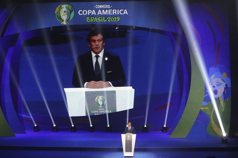 Argentina y Colombia serán las sedes de la Copa América 2019