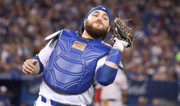 Russell Martin molesto con Azulejos por trato a Vladimir Guerrero Jr.