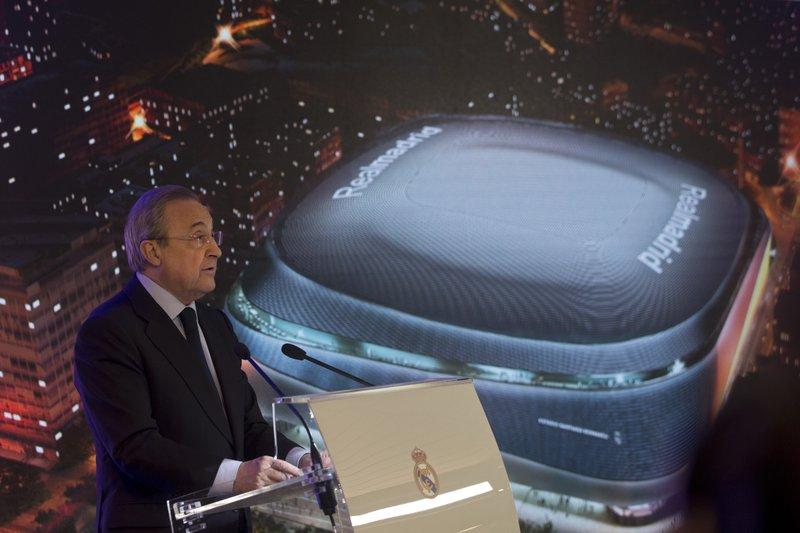 Real Madrid iniciará pronto la remodelación del Santiago Bernabéu