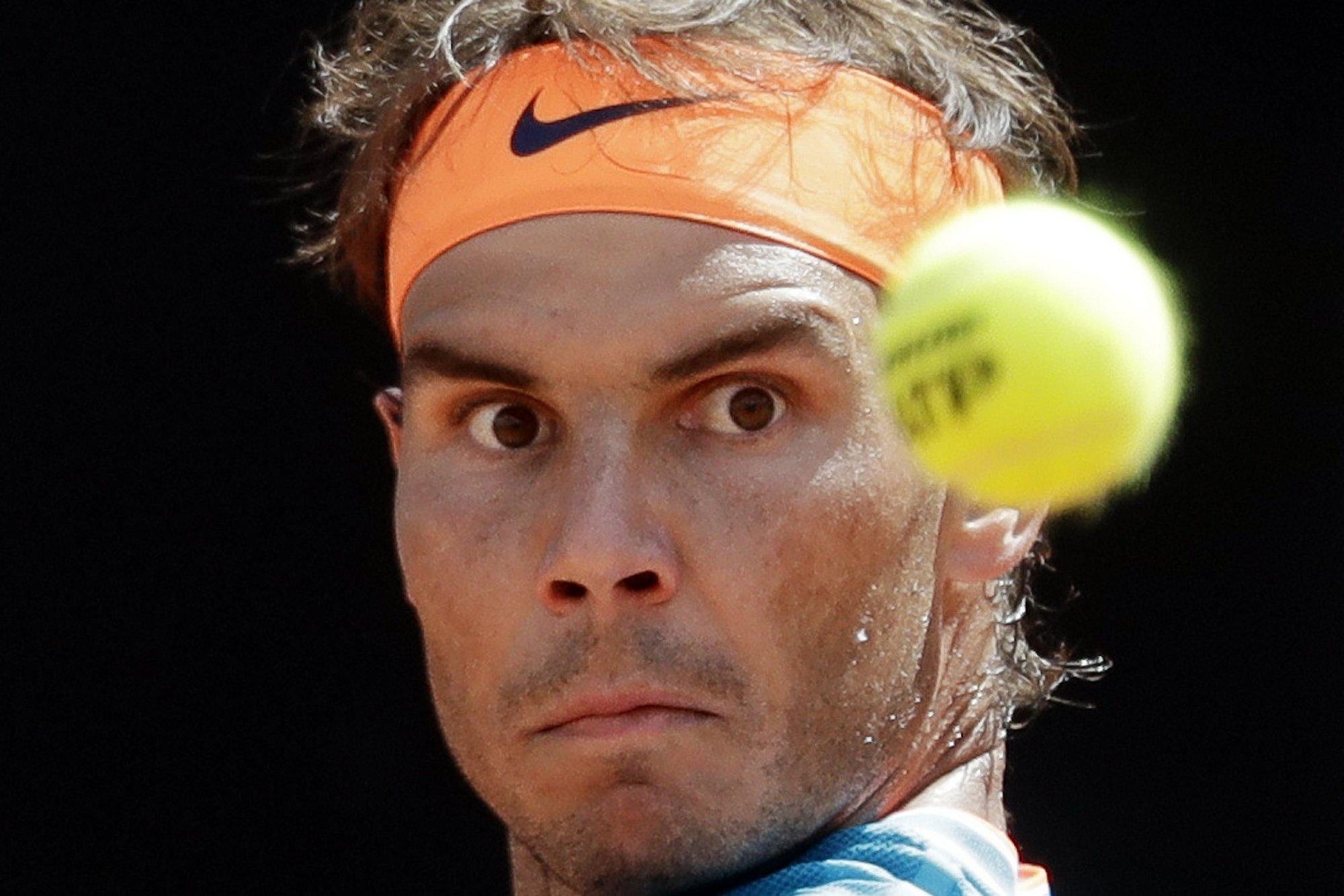 Nadal y Schwartzman se instalan en semifinales de Roma