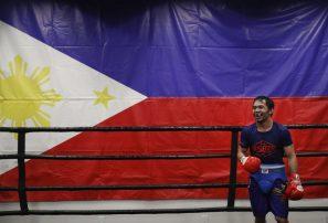 Pacquiao retorna al ring para enfrentar al invicto Thurman