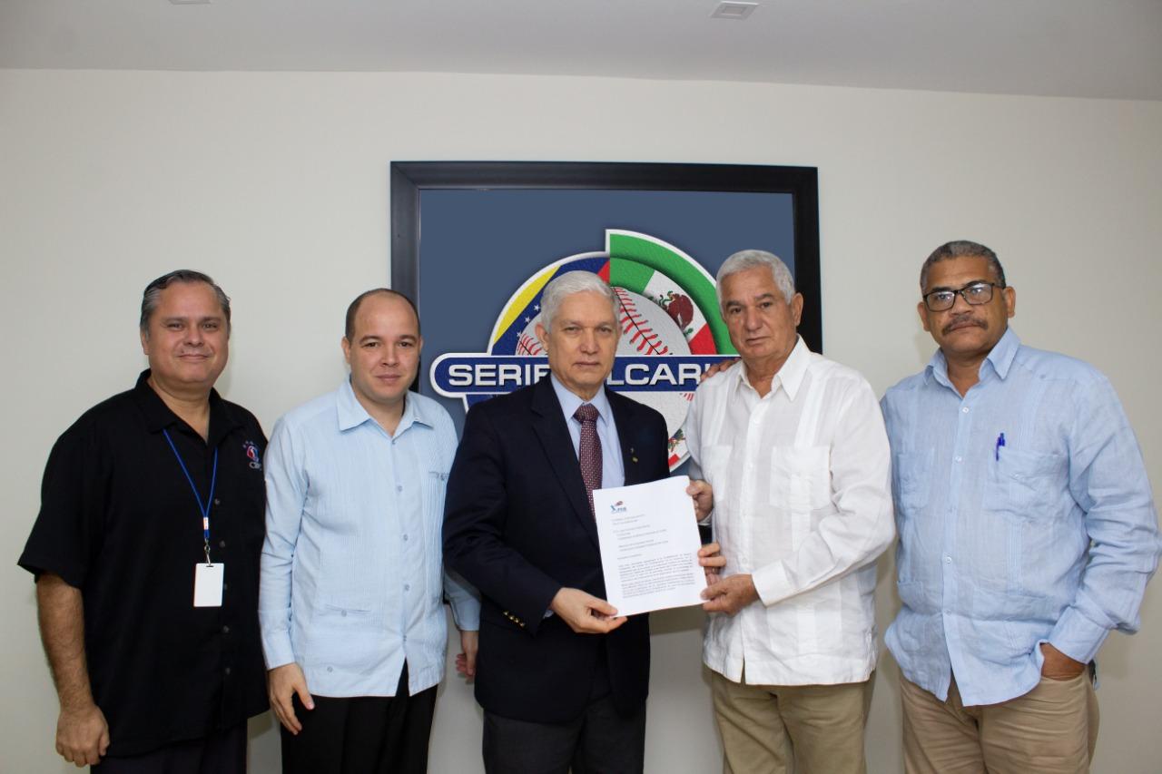 Puello Herrera recibe solicitud de Cuba para ingresar formalmente a CBPC