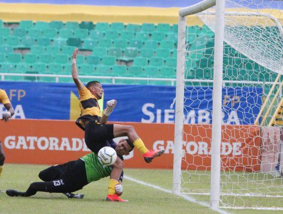 Atlético Pantoja resbala y cae ante el Moca FC en la Liga Dominicana de Fútbol