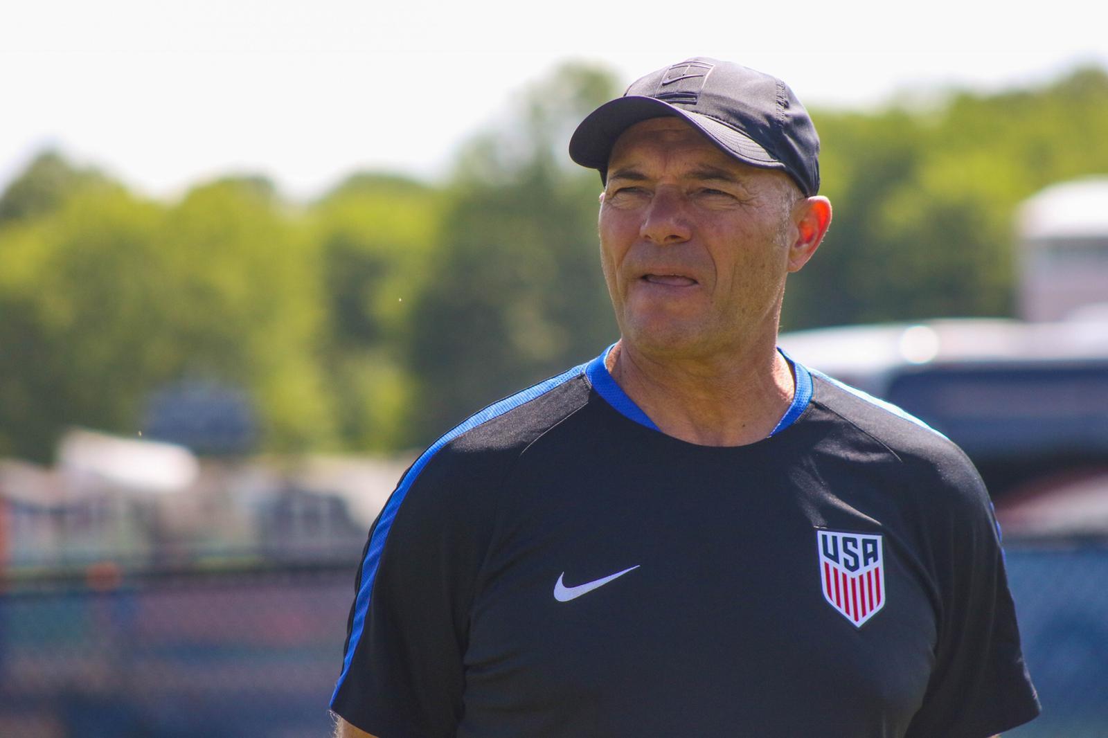 Marcelo Neveleff no será el entrenador de selección nacional de fútbol