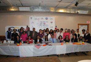 Dulce María Piña presenta charlas en Nueva York