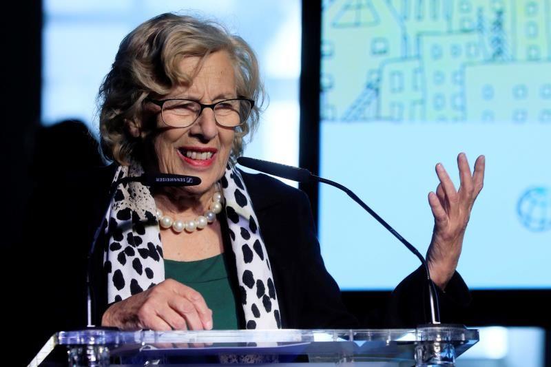 Alcaldesa de Madrid  considera