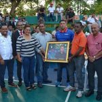 Escuela David Díaz sale en delantera torneo baloncesto provincial U16
