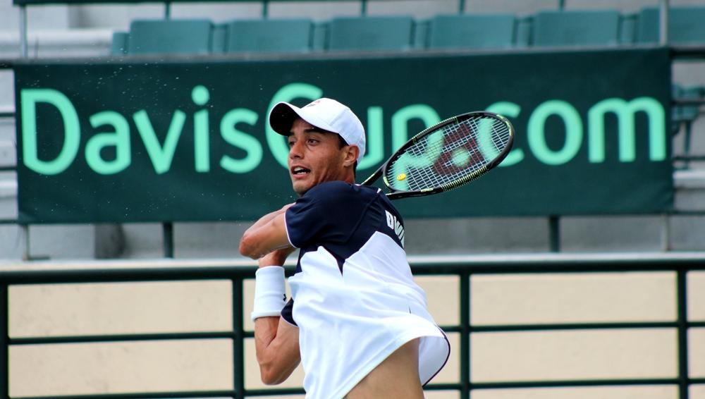 Roberto Cid busca semifinales de Challenger en Kazajistán