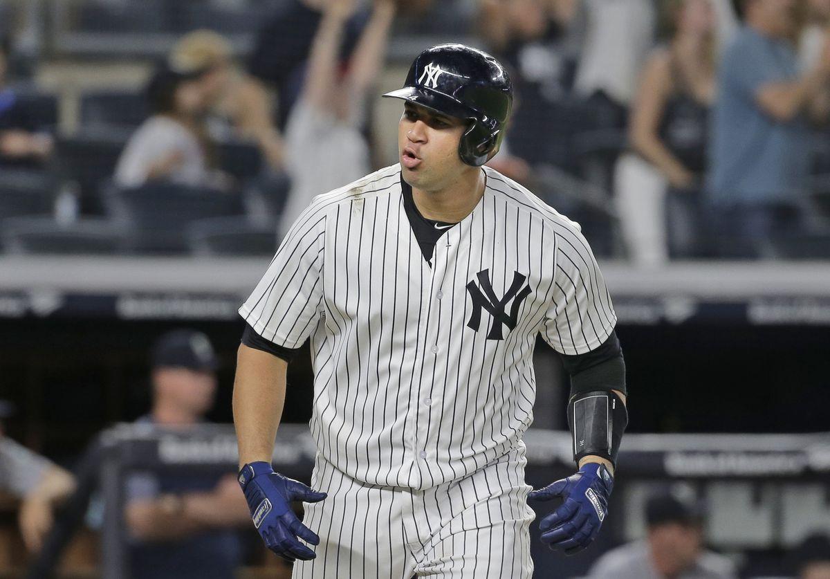 Gary Sánchez y Aaron Boone no dudan que Astros robaran señas en 2019